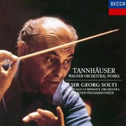 タンホイザー序曲 ワーグナー:管弦楽曲集/ショルティ
