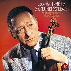 ツィゴイネルワイゼン ヴィルトゥオーゾ・ヴァイオリン/ヤッシャ・ハイフェッツ