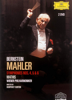 マーラー:交響曲 第4番・第5番・第6番/レナード・バーンスタイン