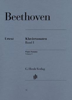 ベートーヴェン ピアノ・ソナタ集 第1巻/ヘンレ原典版