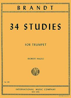 オーケストラ・モチーフによる34の練習曲/ブランド