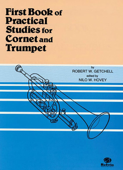 コルネットまたはトランペットのための実践的練習/ゲッチェル