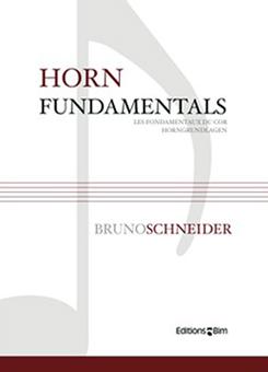 ホルン奏者のための基礎練習/シュナイダー