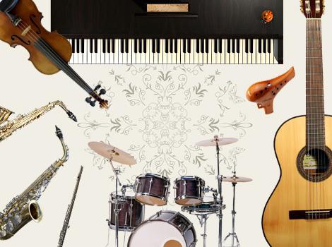 楽器の買取について