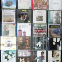 滋賀県よりラフマニノフ、ブルックナーなどピアノの楽譜。クラシックCDを買取りしました。