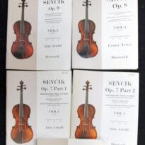 岩手県よりSuzuki Viola School Viola スズキメソードなどヴァイオリン、ピアノの楽譜を買取しました