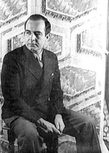 Samuel Barber im Jahr 1944